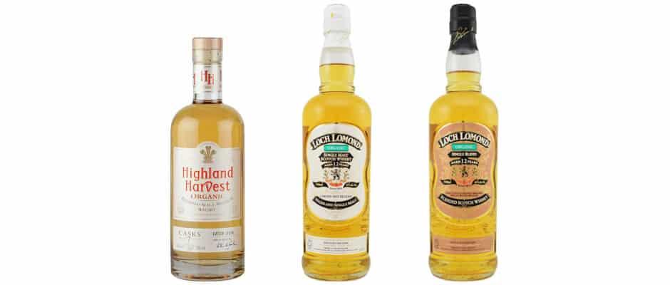 organic whisky