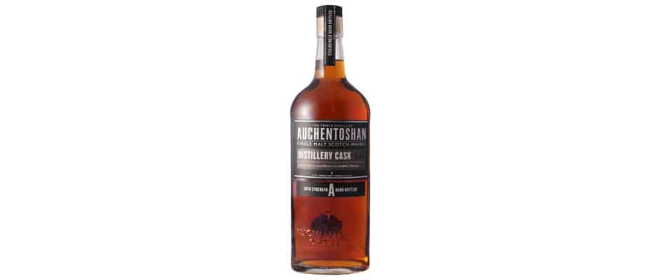 auchentoshan 9 years old distillery cask