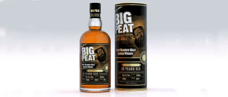 big peat 25 years old gold edition douglas laing