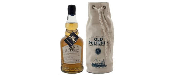 old pulteney handfilled
