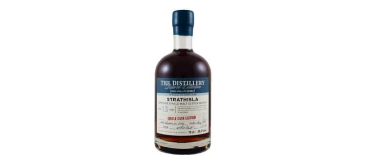 strathisla 2003 13 years old distillery reserve collection