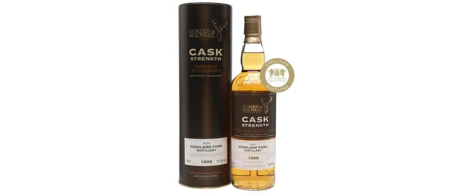 Highland Park 1995 22 years old gordon macphail twe exclusive 1498