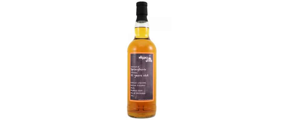 Springbank 1996 21 years old whiskynerds 471