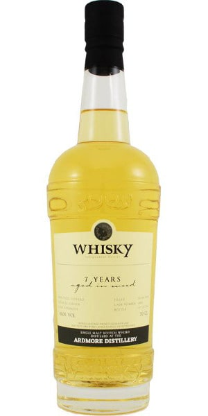 ardmore 2010 7 years old 3006 whisky