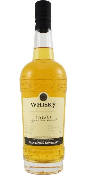 glen moray 2007 9 years old 3006 whisky