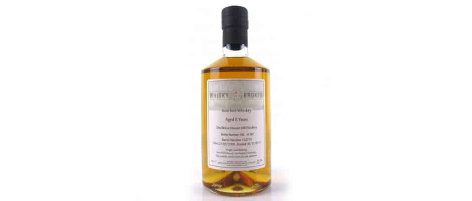 heaven hill 2009 8 years old whiskybroker