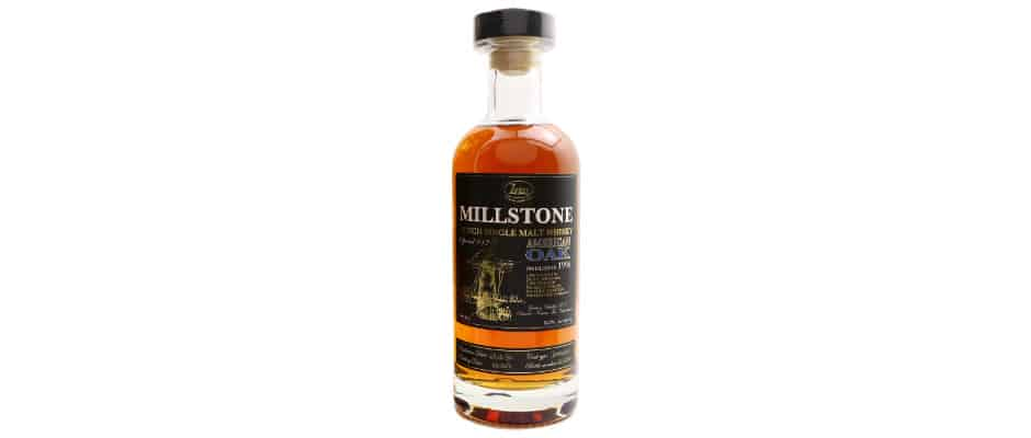 millstone 1996 20 years old american oak