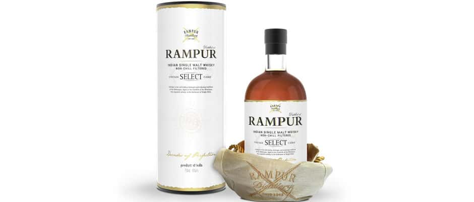 rampur vintage select casks indian single malt.jog