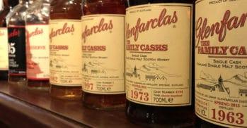 Glenfarclas 5 five decades