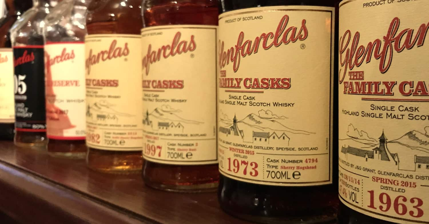 Glenfarclas 5 five decades