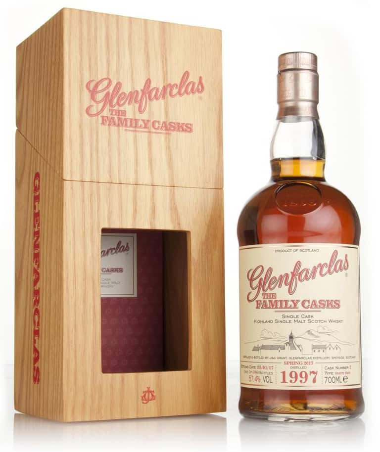 glenfarclas 1997 19 years old cask 2
