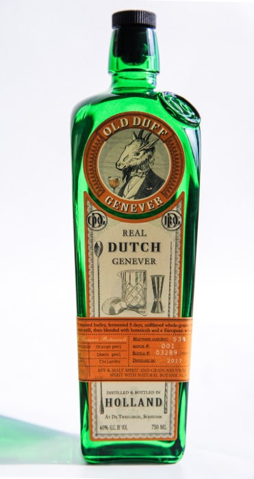 Old Duff Genever Real Dutch Genever