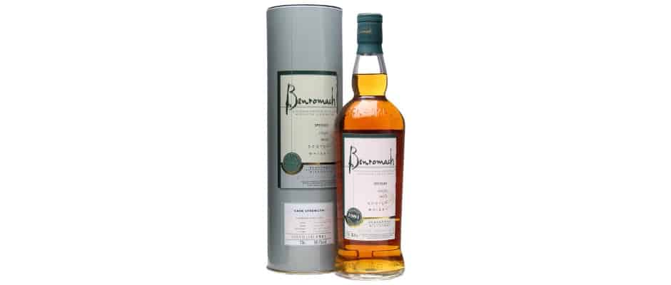 benromach 1981 25 years old