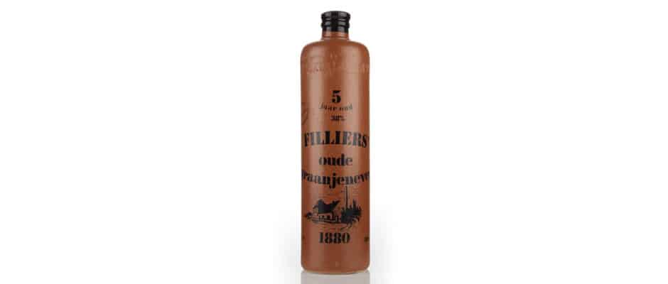 filliers 5 years oude graanjenever