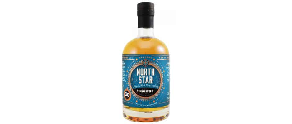 bunnahabhain 1986 30 years old north star spirits