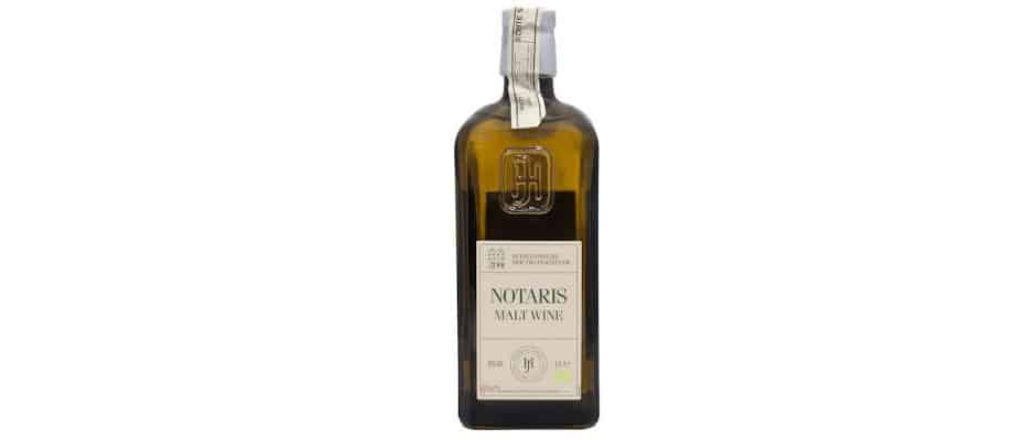 notaris malt wine genever