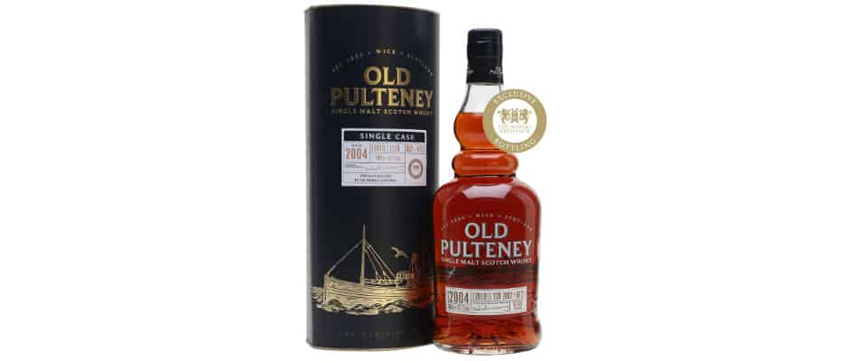 old pulteney 2004 single cask the whisky exchange
