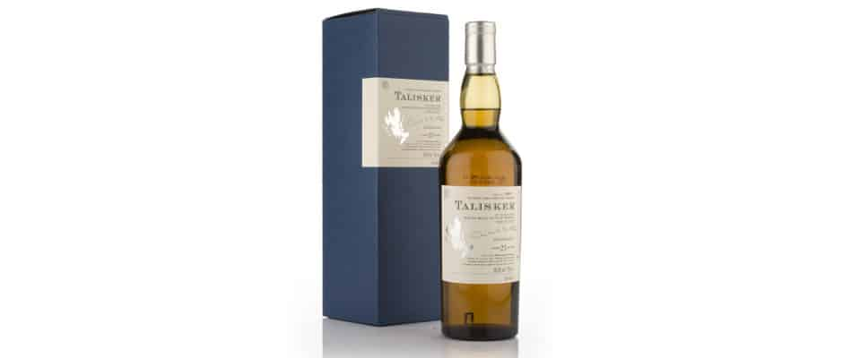talisker 25 years old 2006
