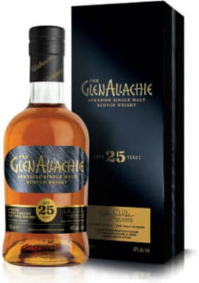 the glenallachie 25 years old