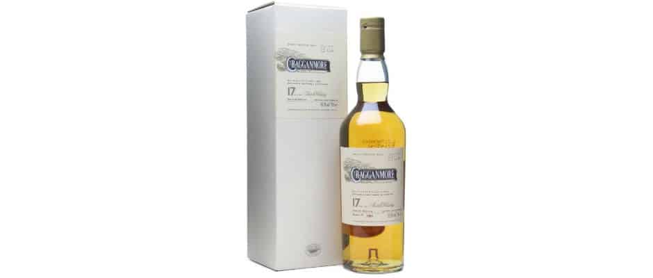 Cragganmore 1988 17 years old special edition