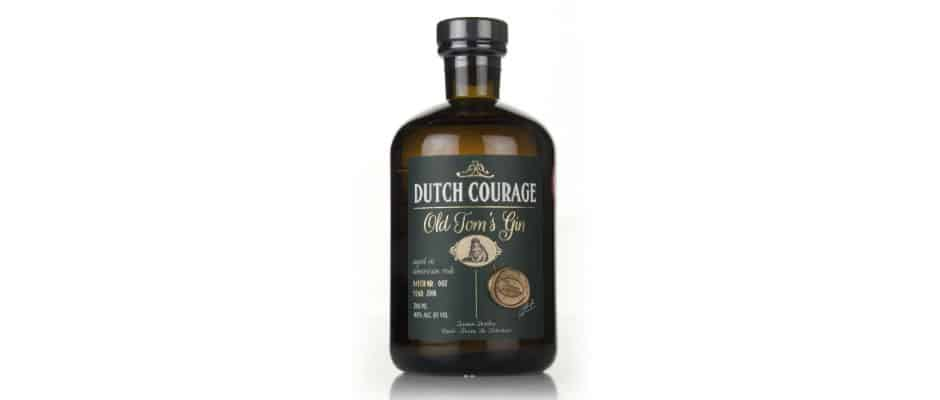 Dutch Courage Old Toms Gin Zuidam