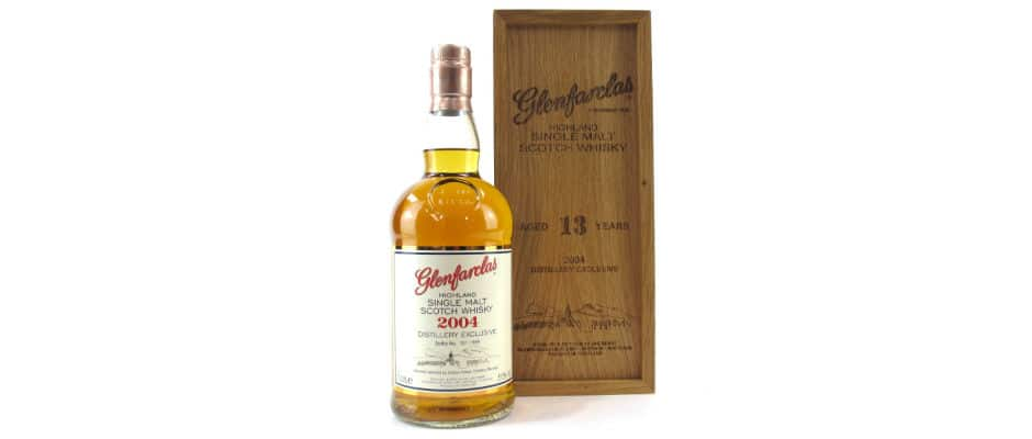 glenfarclas 2004 13 years old (spirit of speyside 2018)