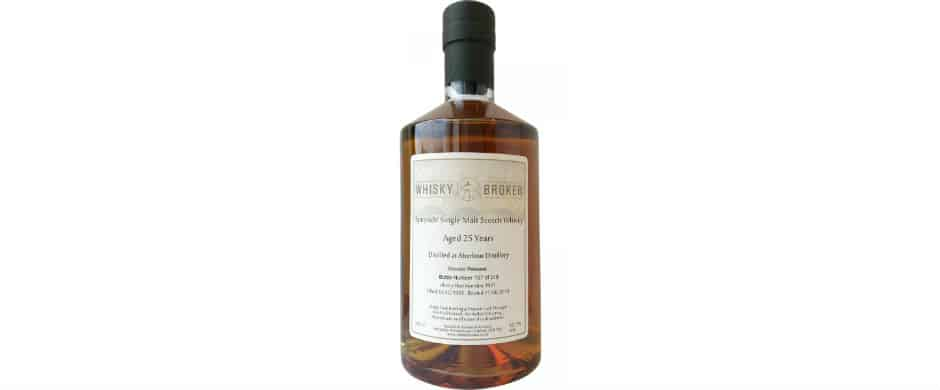 aberlour 1992 25 years old whiskybroker