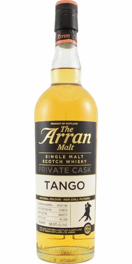 arran 2010 tango