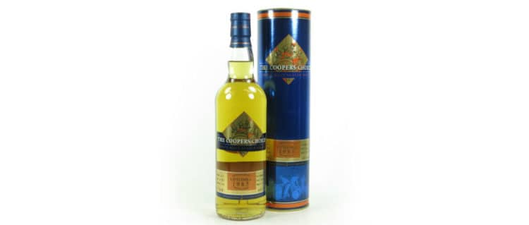 littlemill 1985 28 years old coopers choice