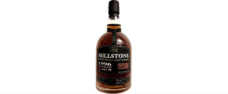 millstone 1996 19 years old oloroso taiwan zuidam