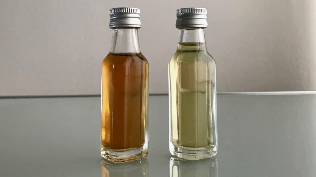 strathearn distillery cask samples