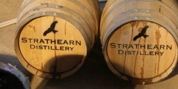 strathearn distillery casks