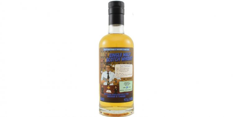 auchentoshan 24 years old that boutiquey whisky company