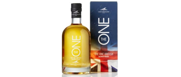lakes distillery the one whisky