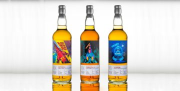 whisky show exclusive bottlings ben nevis ledaig invergordon