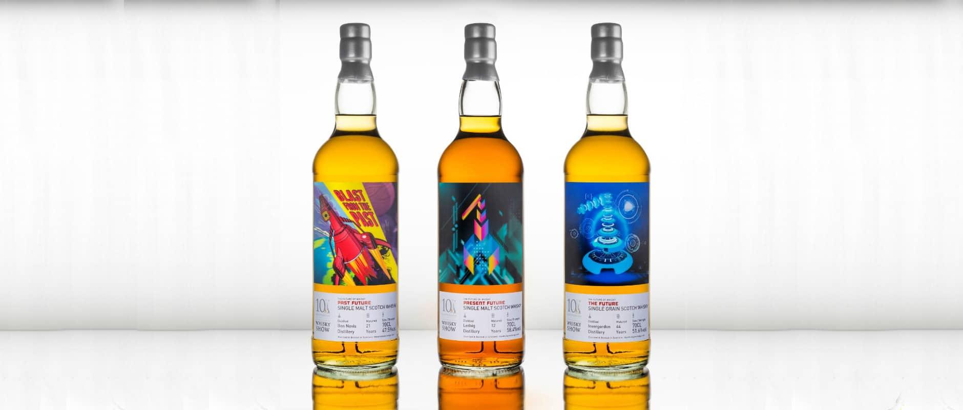 whisky show exclusive bottlings ben nevis ledaig invergordon