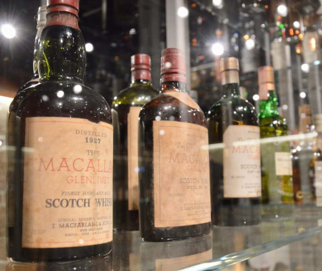Okay, maybe some even older Macallan will do?