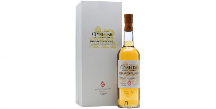 clynelish select reserve 2014