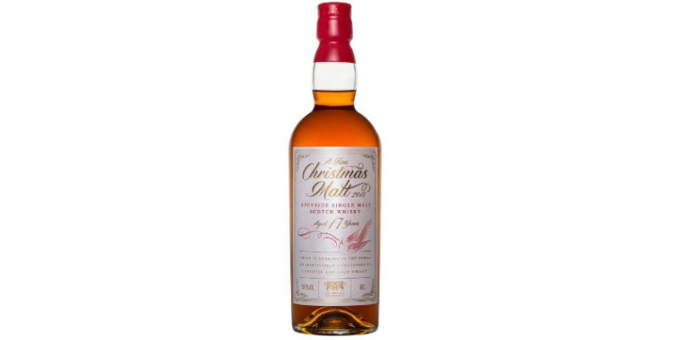 a fine christmas malt 17 years old the whisky exchange