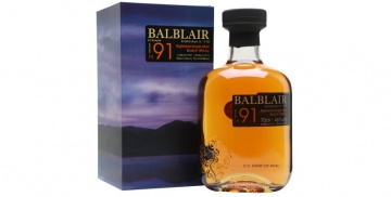 balblair 1991 27 years old 3rd release