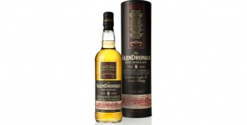 glendronach 8 years old the hielan