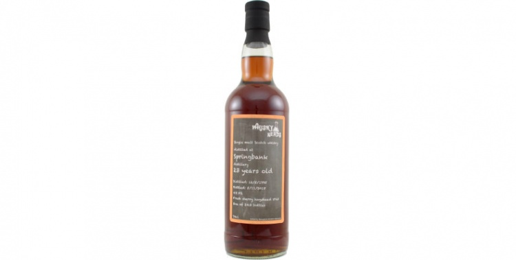 springbank 1995 23 years old whiskynerds