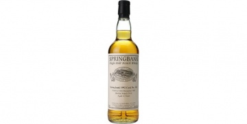springbank 1992 21 years old