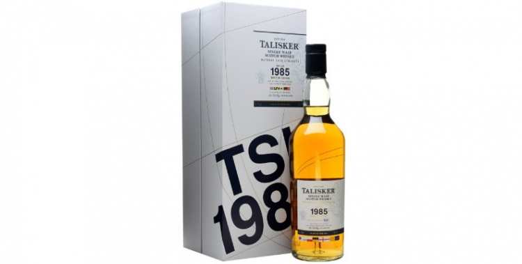 talisker 1985 27 years old maritime edition