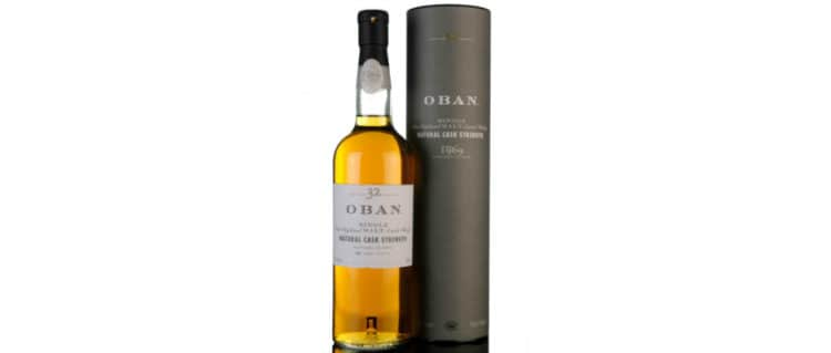 oban 1969 32 years old