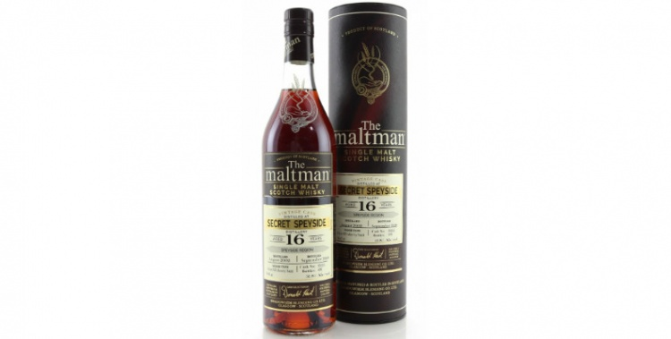 secret speyside 2002 16 years old maltman