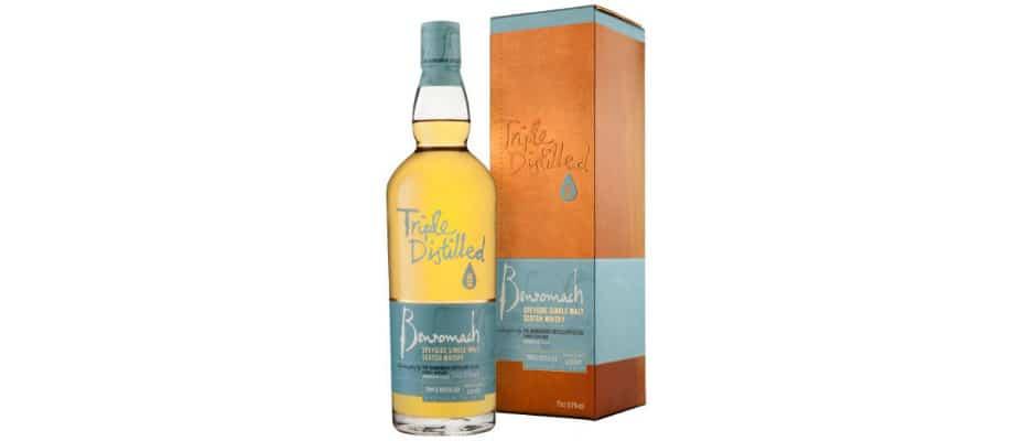 benromach 2009 triple distilled