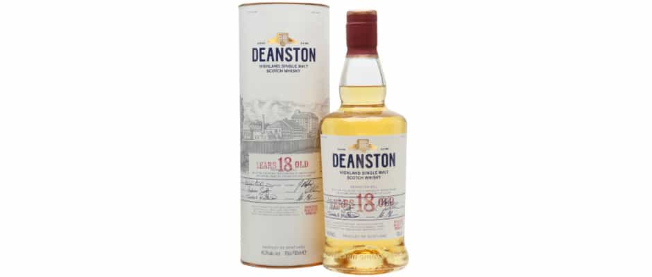 deanston 18 years old