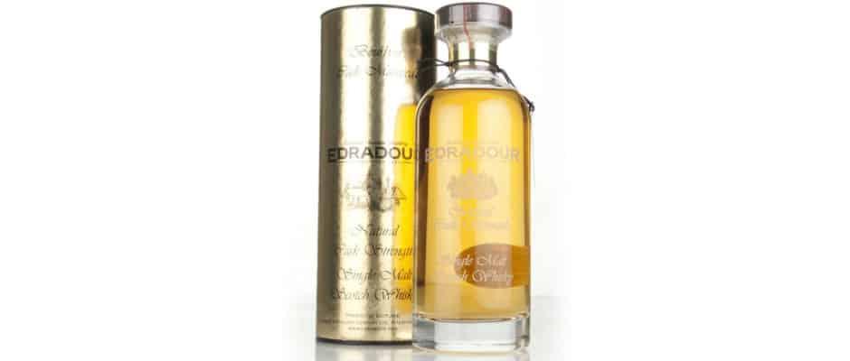 edradour 2006 11 years old bourbon decanter