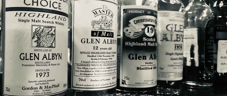 glen albyn closed distillery
